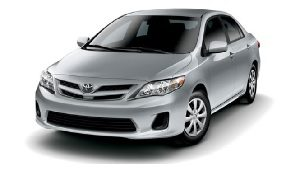 Rent Toyota Corolla Sedan